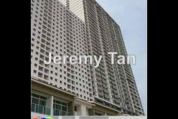 For Rent Condominium at Shineville Park, Farlim Leasehold Semi Furnished 3R/2B 1.25k