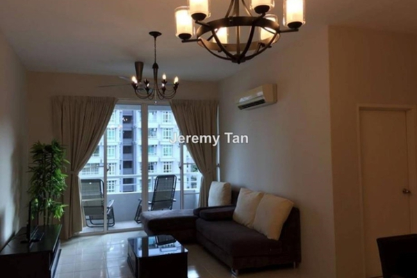For Rent Condominium at BaysWater, Gelugor Leasehold Fully Furnished 3R/2B 2.4千
