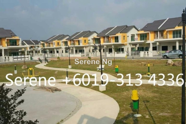 For Sale Terrace at Pearl Residence, Simpang Ampat  Unfurnished 4R/4B 450k