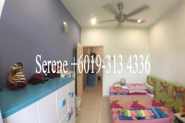 For Sale Terrace at Taman Bagan Lalang, Butterworth Freehold Semi Furnished 4R/3B 688k