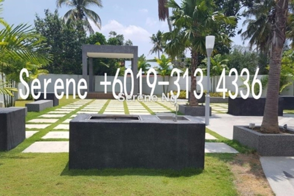 For Sale Bungalow at Taman Bagan Lalang, Butterworth Freehold Semi Furnished 7R/6B 2.5m