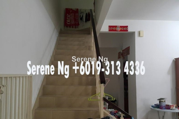For Sale Terrace at Taman Bagan Baru, Butterworth Freehold Unfurnished 4R/3B 520k