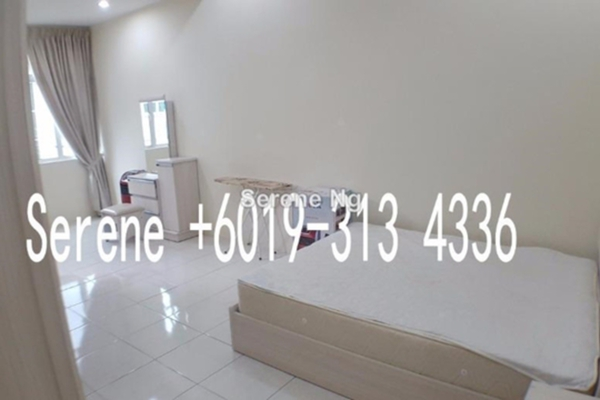For Sale Terrace at Pearl Garden, Simpang Ampat Freehold Unfurnished 4R/3B 485k