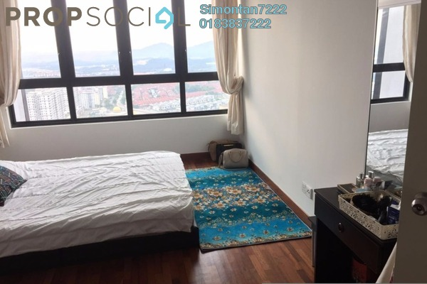 For Rent Condominium at i-Residence @ i-City, Shah Alam Freehold Fully Furnished 2R/2B 1.6k
