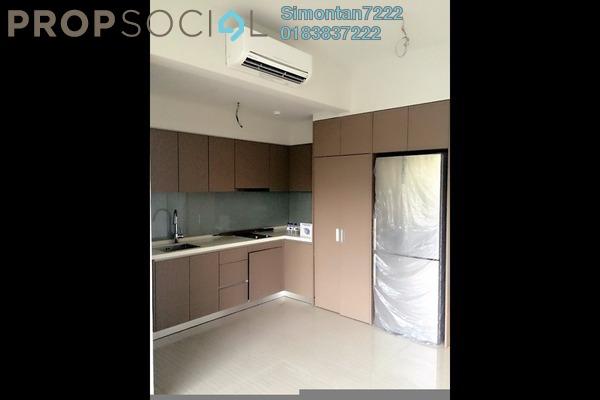 For Rent Condominium at Twin Arkz, Bukit Jalil Freehold Semi Furnished 1R/2B 1.8k