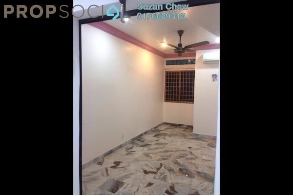 For Sale Terrace at Taman Cheras Jaya, Balakong Leasehold Semi Furnished 3R/3B 520k