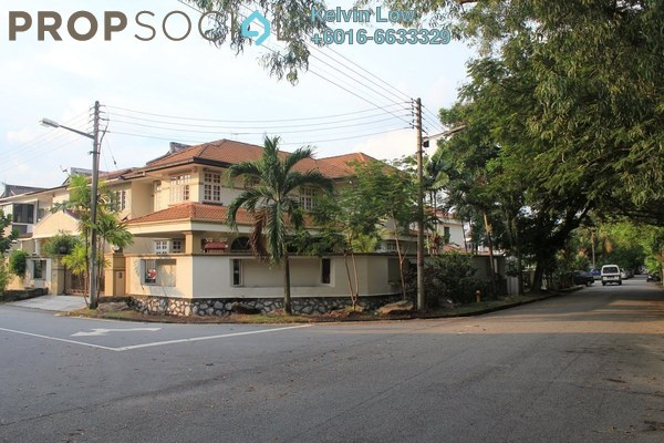 For Sale Townhouse at Taman SEA, Petaling Jaya Freehold Semi Furnished 3R/2B 723k