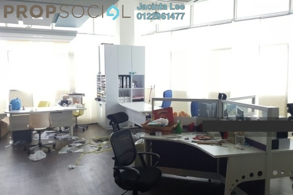 For Sale Office at Menara Sri Damansara, Bandar Sri Damansara Freehold Unfurnished 0R/2B 266k