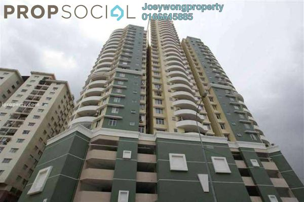 For Sale Condominium at Sri Impian, Brickfields Freehold Fully Furnished 3R/2B 880k