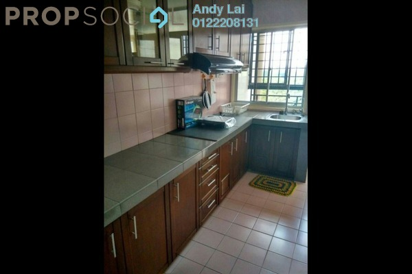 For Rent Apartment at Forest Green, Bandar Sungai Long Freehold Fully Furnished 3R/2B 1.85k