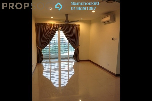 For Rent Condominium at Seri Puteri, Bandar Sri Permaisuri Leasehold Fully Furnished 3R/3B 2.2k