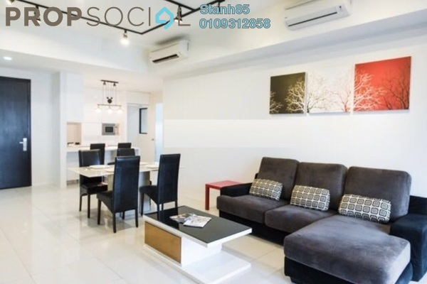 For Rent Condominium at Verdana, Dutamas Freehold Fully Furnished 3R/4B 4.2k