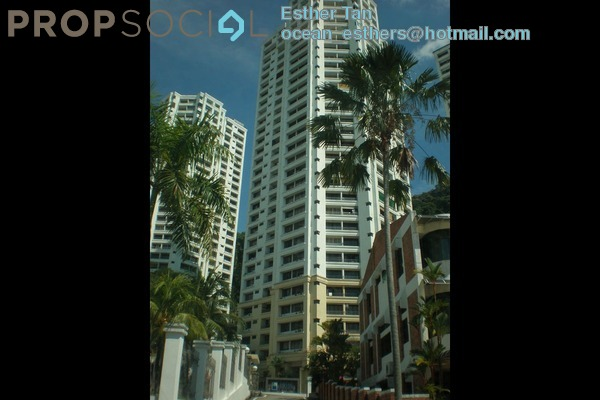 For Sale Condominium at Miami Green, Batu Ferringhi Freehold Semi Furnished 3R/2B 750k