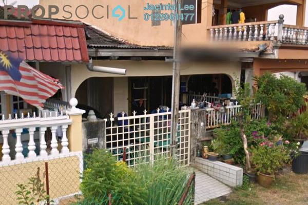 For Sale Terrace at Taman Desa Jaya, Kepong Leasehold Unfurnished 3R/2B 450k