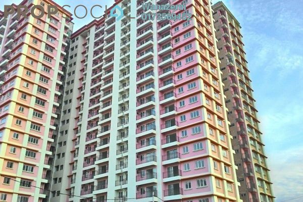 For Sale Apartment at PJS 1, PJ South Leasehold Unfurnished 3R/2B 455.0千
