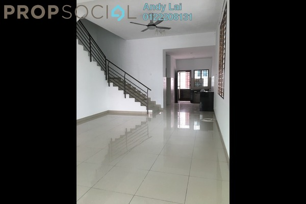 For Sale Terrace at Taman Cheras Idaman, Bandar Sungai Long Leasehold Semi Furnished 4R/3B 790k