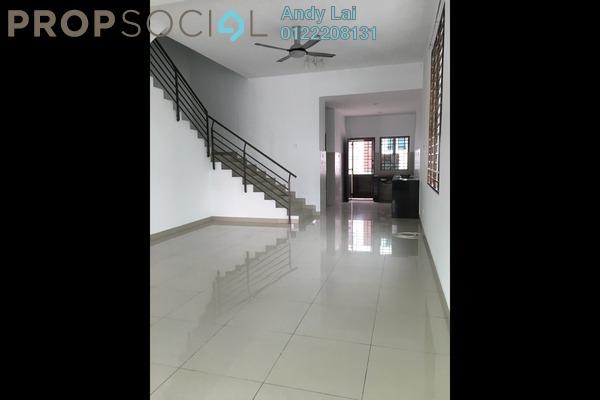 For Rent Terrace at Taman Cheras Idaman, Bandar Sungai Long Leasehold Semi Furnished 4R/3B 1.8k