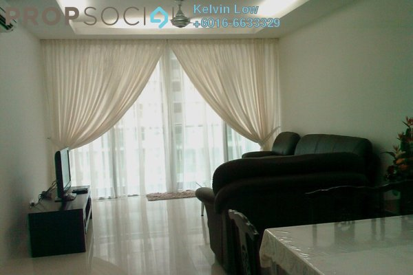 For Sale Condominium at USJ One Avenue, UEP Subang Jaya Leasehold Fully Furnished 3R/2B 700.0千