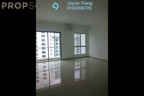 For Rent Serviced Residence at CyberSquare, Cyberjaya Freehold Semi Furnished 0R/1B 1k