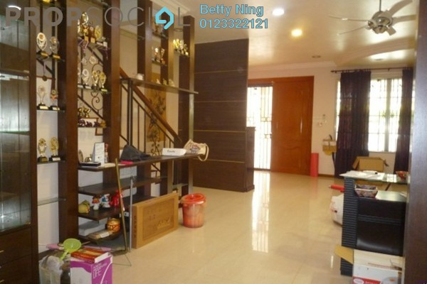 For Rent Terrace at Happy Garden Flat, Kuchai Lama Freehold Semi Furnished 5R/5B 3.2k