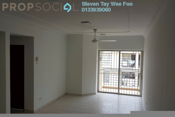 For Sale Condominium at Warisan Cityview, Cheras Leasehold Semi Furnished 3R/2B 488k