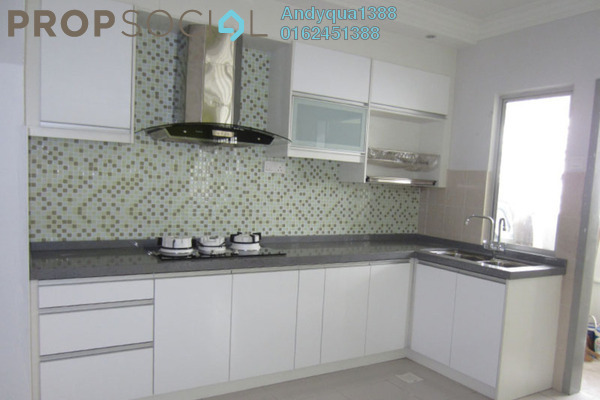 For Rent Terrace at Chimes, Bandar Rimbayu Leasehold Unfurnished 4R/4B 1.2千