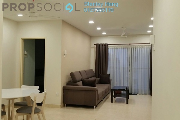 For Sale Condominium at Changkat View, Dutamas Freehold Semi Furnished 3R/2B 612k