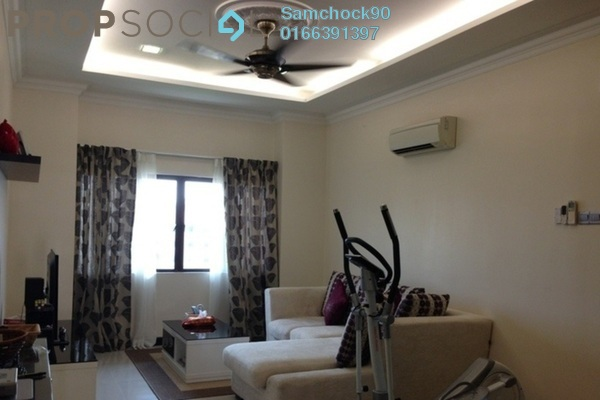 For Sale Condominium at Desa Idaman Residences, Puchong Freehold Semi Furnished 3R/2B 350k