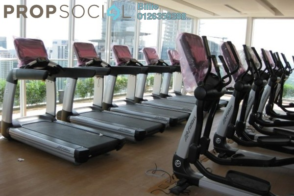 For Rent Condominium at Quadro Residences, KLCC Freehold Fully Furnished 4R/3B 14k