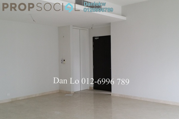 For Rent Condominium at Panorama, KLCC Freehold Semi Furnished 2R/2B 6k