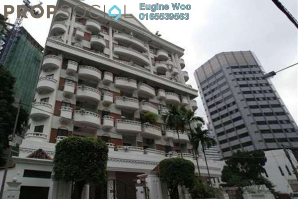 For Rent Condominium at Mayang Court, KLCC Freehold Fully Furnished 2R/2B 3.8k