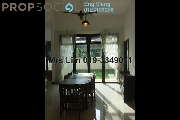 For Rent Bungalow at Setia Eco Park, Setia Alam Freehold Semi Furnished 4R/4B 5.0千
