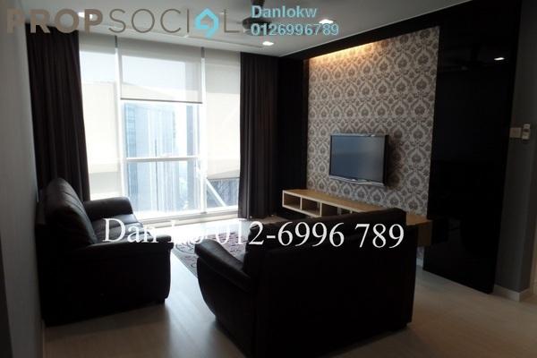 For Rent Condominium at Binjai 8, KLCC Freehold Fully Furnished 2R/2B 4.5k