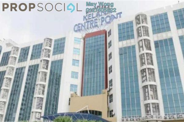 For Sale Office at Kelana Centre Point, Kelana Jaya Leasehold Fully Furnished 0R/0B 1.3Juta