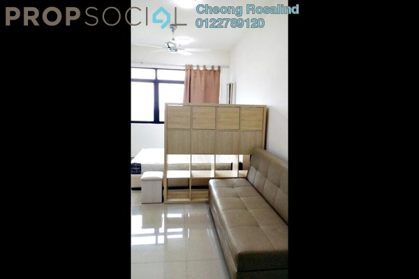 For Rent Condominium at V12 Sovo, Shah Alam Leasehold Fully Furnished 1R/1B 1.35k