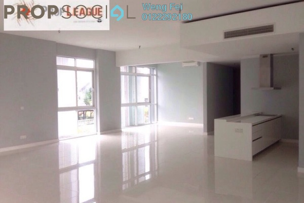 For Sale Condominium at Arata of Tijani, Kenny Hills Freehold Semi Furnished 4R/4B 1.88m