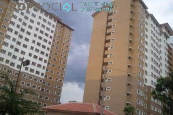 For Rent Condominium at Putra Suria Residence, Bandar Sri Permaisuri Leasehold Semi Furnished 3R/2B 1.2k