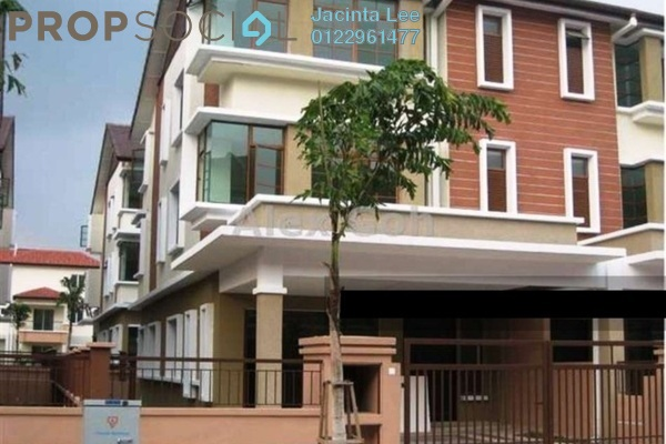 For Sale Terrace at Laman Rimbunan, Kepong Leasehold Unfurnished 6R/6B 1.53m