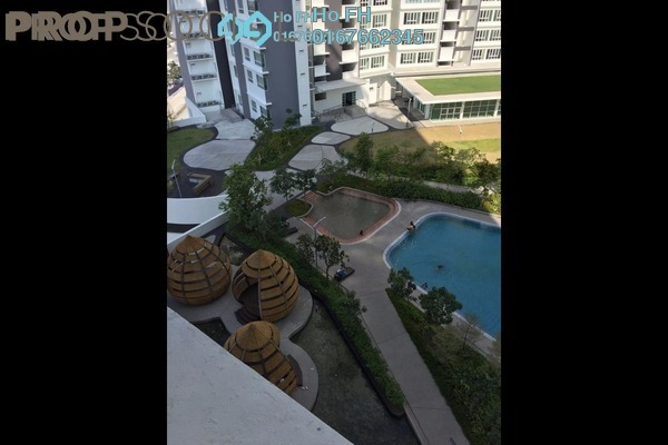 For Sale Serviced Residence at Tropez Residences, Danga Bay Freehold Fully Furnished 1R/1B 358k