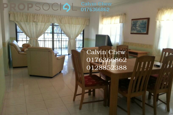 For Rent Townhouse at Country Heights Kajang, Kajang Freehold Fully Furnished 3R/2B 2k