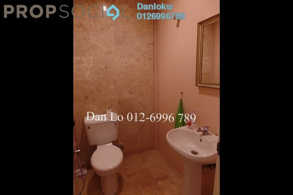 For Rent Semi-Detached at Anjung Damai, KLCC Freehold Semi Furnished 4R/5B 5.5k