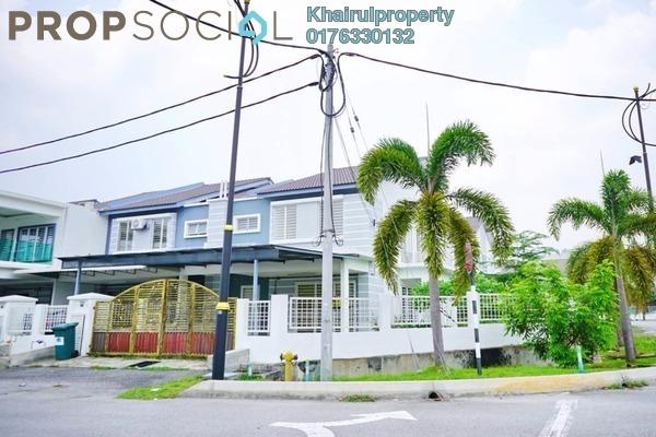 For Rent Terrace at Seksyen 8, Bandar Baru Bangi Freehold Semi Furnished 5R/3B 2.5k