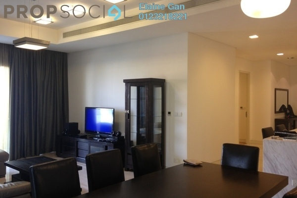 For Rent Condominium at Pavilion Residences, Bukit Bintang Leasehold Fully Furnished 3R/2B 9k