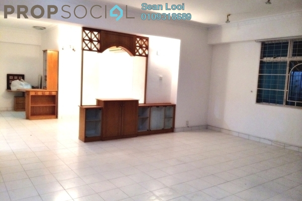 For Rent Condominium at Bayu Angkasa, Bangsar Freehold Semi Furnished 3R/2B 2.79k