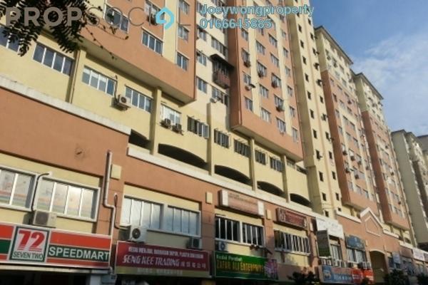 For Rent Apartment at Suria Kinrara, Bandar Kinrara Leasehold Semi Furnished 3R/2B 900translationmissing:en.pricing.unit