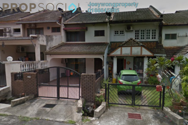 For Rent Terrace at Taman SEA, Petaling Jaya Freehold Semi Furnished 3R/3B 1.8k