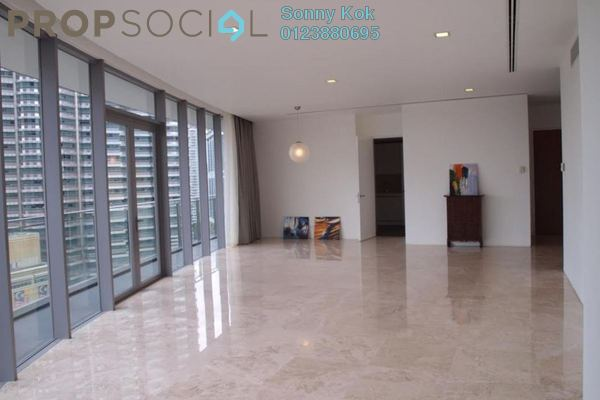 For Rent Condominium at K Residence, KLCC Freehold Semi Furnished 3R/4B 9k
