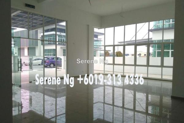 For Rent Factory at BLT Park, Bukit Minyak Freehold Unfurnished 0R/0B 6.5k