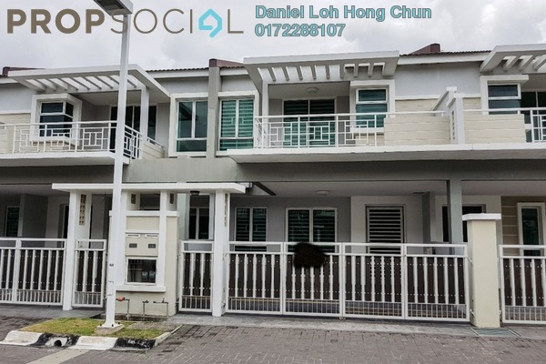 For Rent Terrace at One Residence, Sungai Ara Freehold Unfurnished 4R/4B 2k