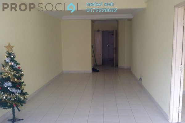 For Sale Condominium at Langat Jaya, Batu 9 Cheras Freehold Unfurnished 3R/2B 295k